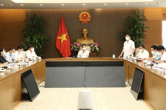 Phó Thủ tướng: Không thay đổi chiến lược chống dịch, thực hiện nghiêm 5K - Ảnh 3.