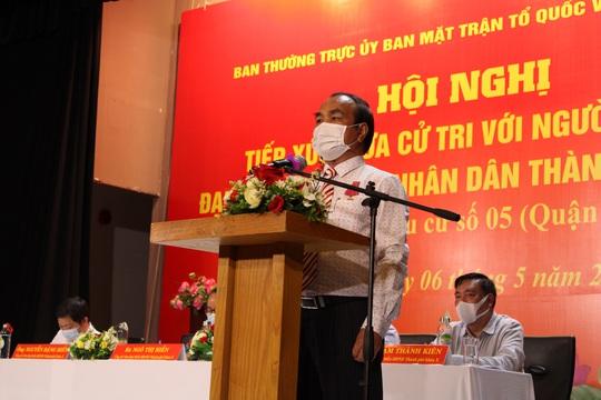 Đề xuất nhiều giải pháp phát triển kinh tế TP HCM - Ảnh 1.