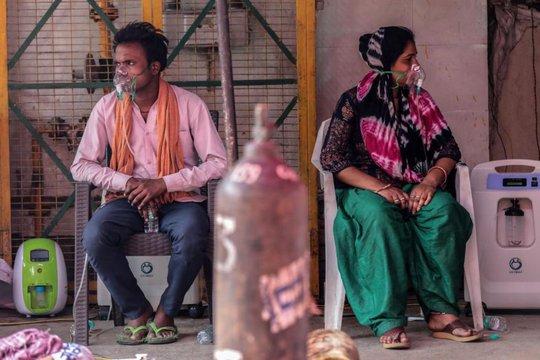 Giới siêu giàu Ấn Độ bị chỉ trích đóng góp chưa đủ chống dịch Covid-19 - Ảnh 1.