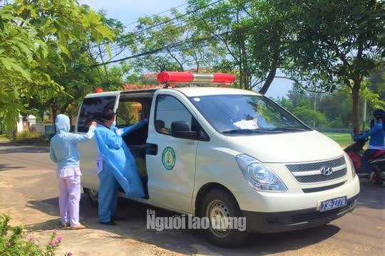 8 người ở Quảng Bình là F1 của nữ nhân viên thẩm mỹ viện Amida mắc Covid-19 - Ảnh 1.