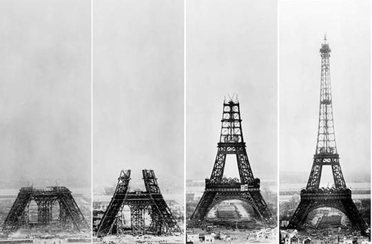 10 giai thoại ít người biết về tháp Eiffel - Ảnh 1.