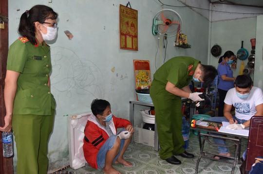 CLIP: Công an Tiền Giang liên tiếp trấn áp tội phạm ma túy - Ảnh 1.