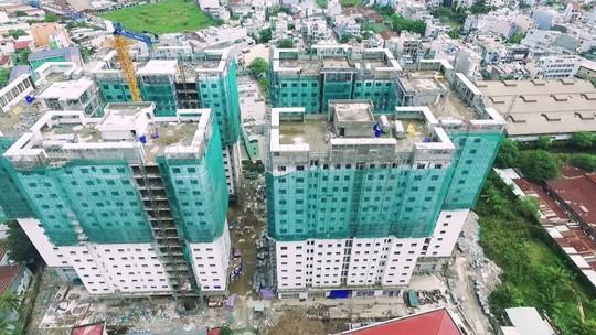Giá nhà ở xã hội đã tăng lên 25 triệu đồng/m2 - Ảnh 1.