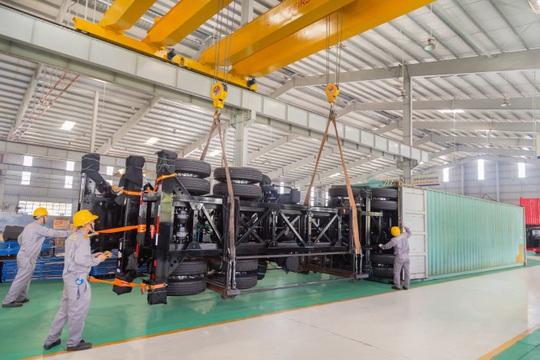 THACO đẩy mạnh xuất khẩu sơmi rơmoóc sang Mỹ - Ảnh 1.