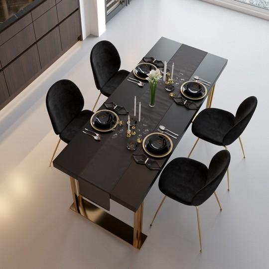 Cách chọn bàn ăn ưng ý cho gia đình - Ảnh 2.