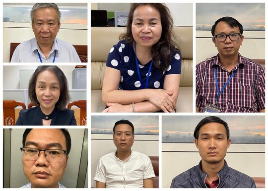 Khởi tố, bắt giam nhiều nguyên lãnh đạo, cán bộ Bệnh viện Tim Hà Nội - Ảnh 1.
