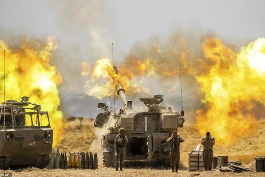 Israel tấn công dữ dội, giết chết 11 nhân vật cấp cao Hamas - Ảnh 5.