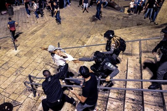 Israel tấn công dữ dội, giết chết 11 nhân vật cấp cao Hamas - Ảnh 2.