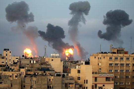 Israel tấn công dữ dội, giết chết 11 nhân vật cấp cao Hamas - Ảnh 3.