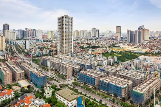 """Hà Nội: Giao dịch tăng đột biến ở phân khúc nhà thấp tầng, phía Tây tiếp tục là """"vùng trũng"""" của thị trường - Ảnh 2."""