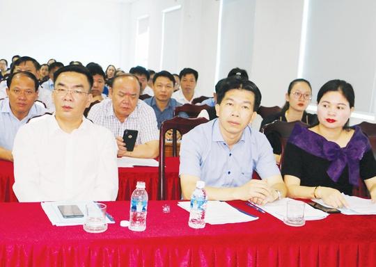 Bộ Y tế tập huấn triển khai Phần mềm chăm sóc dinh dưỡng cho mẹ và bé tại Hà Tĩnh - Ảnh 1.