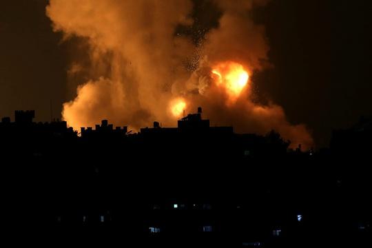 Israel tấn công dữ dội, giết chết 11 nhân vật cấp cao Hamas - Ảnh 4.