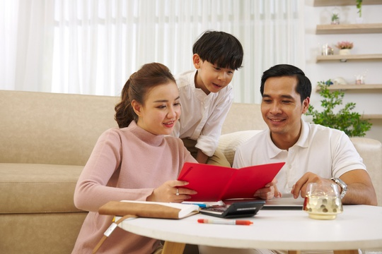 """4 bài học dạy con về tài chính và nguyên tắc """"Giảm kỳ vọng, tăng kỳ công"""" - Ảnh 3."""