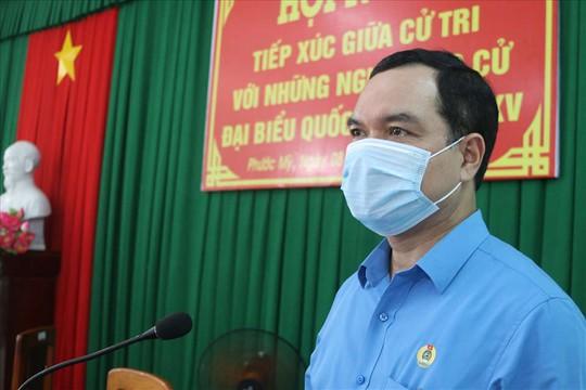 Ông Nguyễn Đình Khang: Sẽ phấn đấu làm việc với tinh thần trách nhiệm cao nhất - Ảnh 1.