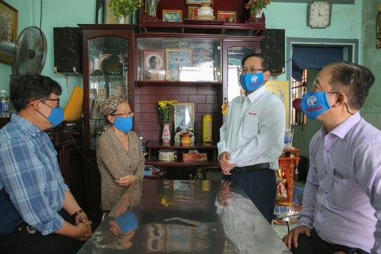 Mai Vàng nhân ái đến thăm NSƯT Ngọc Dung - Ảnh 5.