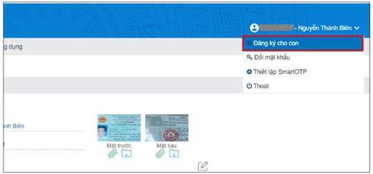 Hướng dẫn đăng ký tài khoản VssID cho người dưới 18 tuổi - Ảnh 4.