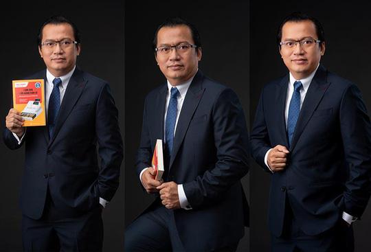Dịch vụ chụp ảnh profile doanh nhân chuyên nghiệp hàng đầu TP HCM - Ảnh 3.