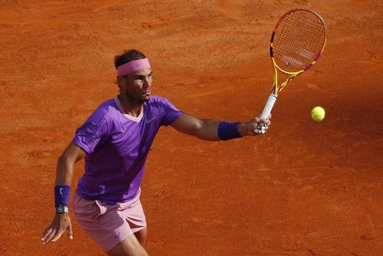 Rafael Nadal hẹn đấu Novak Djokovic ở chung kết Rome Masters 2021 - Ảnh 1.