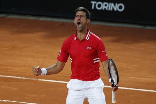 Rafael Nadal hẹn đấu Novak Djokovic ở chung kết Rome Masters 2021 - Ảnh 4.