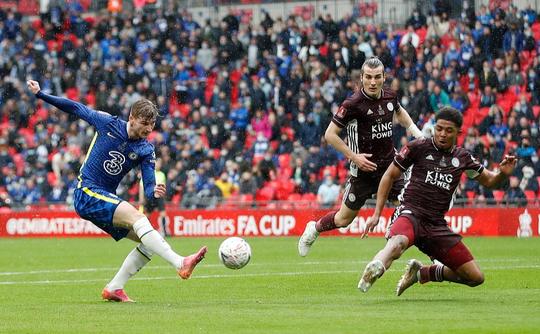 Hạ Chelsea, Leicester đoạt FA Cup lịch sử sau 137 năm - Ảnh 1.