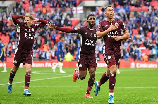 Hạ Chelsea, Leicester đoạt FA Cup lịch sử sau 137 năm - Ảnh 4.