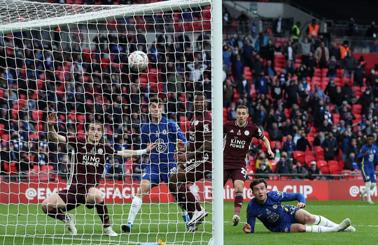 Hạ Chelsea, Leicester đoạt FA Cup lịch sử sau 137 năm - Ảnh 6.
