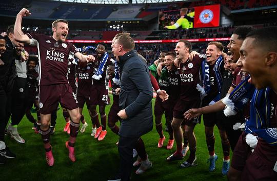 Hạ Chelsea, Leicester đoạt FA Cup lịch sử sau 137 năm - Ảnh 9.