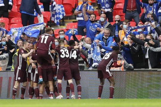 Hạ Chelsea, Leicester đoạt FA Cup lịch sử sau 137 năm - Ảnh 8.