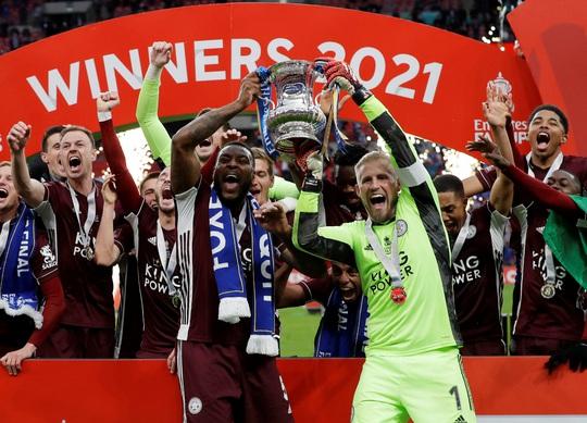 Hạ Chelsea, Leicester đoạt FA Cup lịch sử sau 137 năm - Ảnh 12.