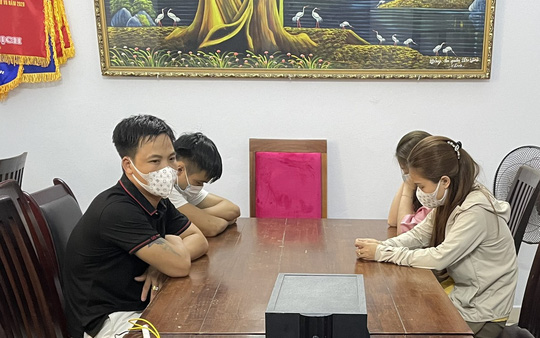 Đà Nẵng: Nhóm nam nữ mở tiệc ma túy trong chung cư giữa mùa dịch - Ảnh 1.