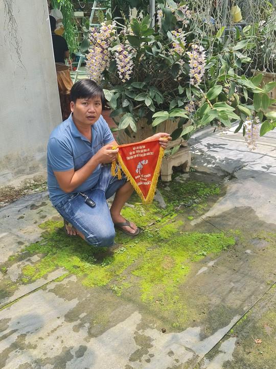 Ông chủ vườn lan Hữu Xướng chia sẻ bí quyết trồng lan thành công - Ảnh 3.