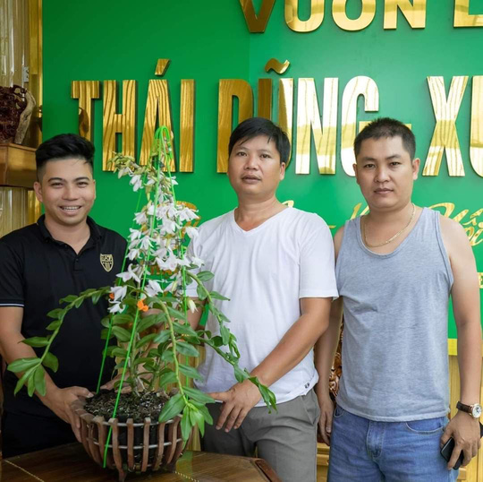Ông chủ vườn lan Hữu Xướng chia sẻ bí quyết trồng lan thành công - Ảnh 2.