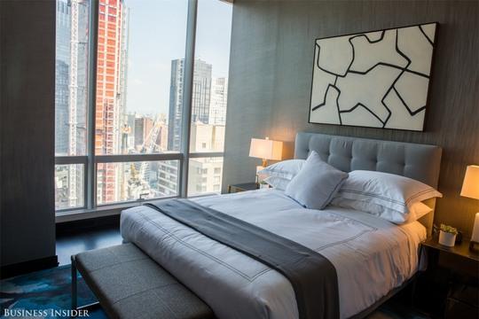 Choáng với nội thất bên trong tòa nhà đắt đỏ nhất New York - Ảnh 2.