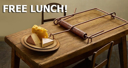 Không có bữa trưa nào miễn phí - Ảnh 1.