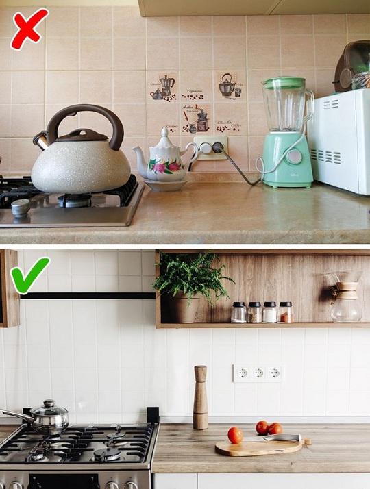 8 mẹo nhỏ giúp căn bếp lung linh như trên bìa tạp chí - Ảnh 6.