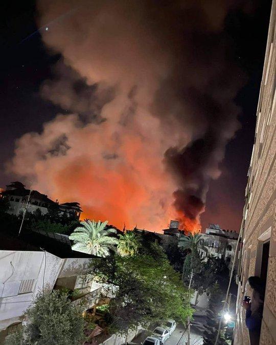 Israel cảm ơn Mỹ chặn lệnh ngừng bắn, tiếp tục không kích dải Gaza - Ảnh 2.