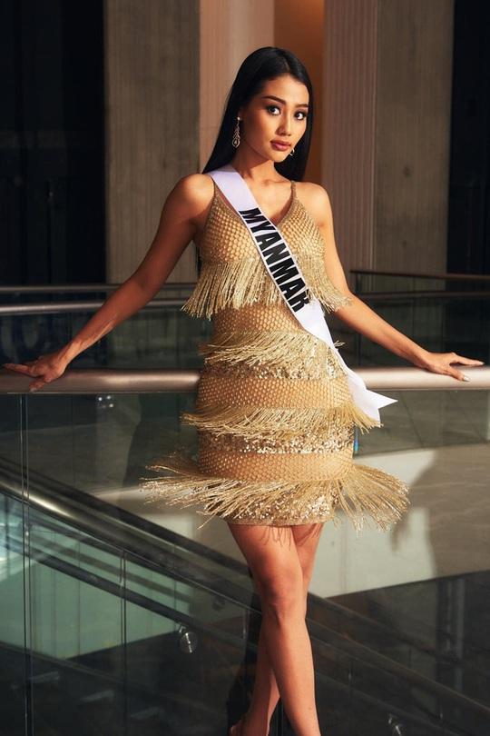 Hoa hậu Myanmar bị truy nã - Ảnh 5.