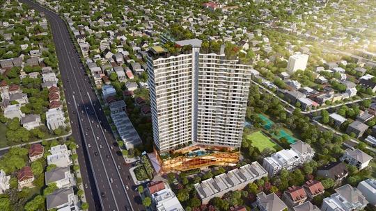 Lợi nhuận hấp dẫn từ thị trường căn hộ cao cấp cho thuê D-Homme - Ảnh 1.