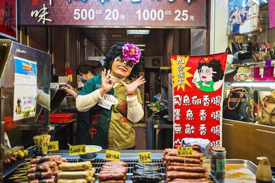 Khám phá Đài Loan qua những món ăn đường phố - Ảnh 1.