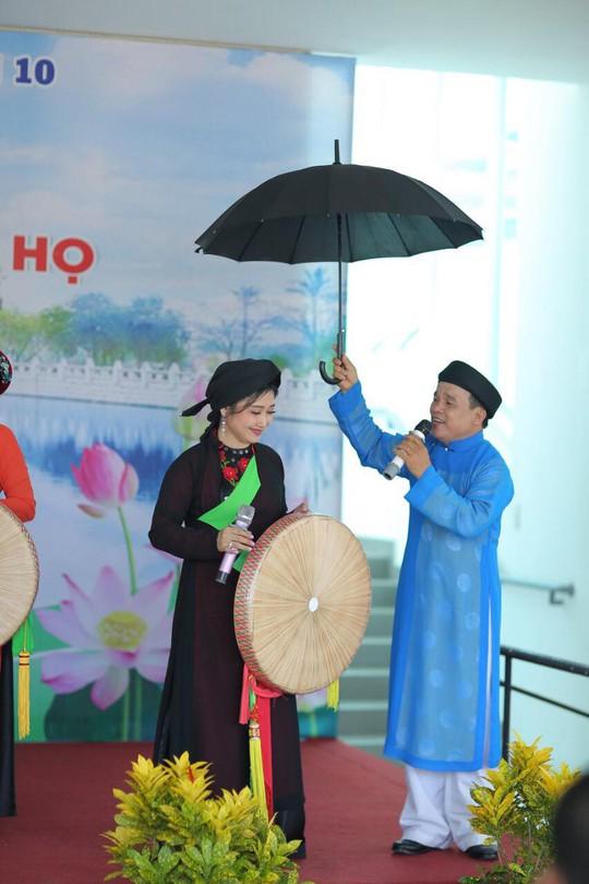 Chương trình Mai Vàng nhân ái thăm Nghệ nhân quan họ Trung Kiên - Ảnh 6.