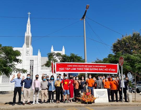 Kỷ niệm sinh nhật Bác tại Mozambique - Ảnh 1.