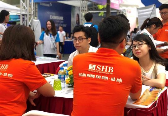 SHB được vinh danh Top 7 nhà tuyển dụng yêu thích nhất ngành Tài chính - Ngân hàng - Chứng khoán - Ảnh 1.