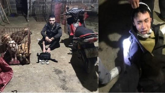 Phá băng trộm chó khét tiếng gây náo loạn ở Quảng Bình - Ảnh 1.