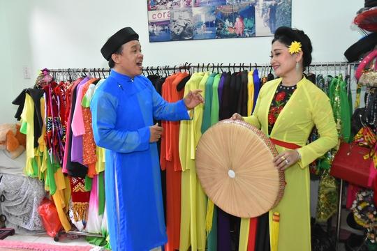 Chương trình Mai Vàng nhân ái thăm Nghệ nhân quan họ Trung Kiên - Ảnh 3.