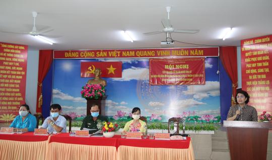 Cử tri huyện Bình Chánh bức xúc quy hoạch treo, kẹt xe, ngập nước, ô nhiễm... - Ảnh 5.