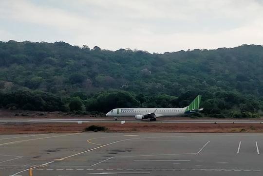 Bamboo Airways muốn mở đường bay đến Điện Biên bằng máy bay Embraer - Ảnh 1.