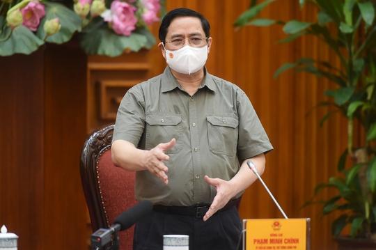 Thủ tướng nhắc Bà Rịa - Vũng Tàu, Khánh Hòa, Đà Nẵng về công tác phòng chống dịch Covid-19 - Ảnh 1.