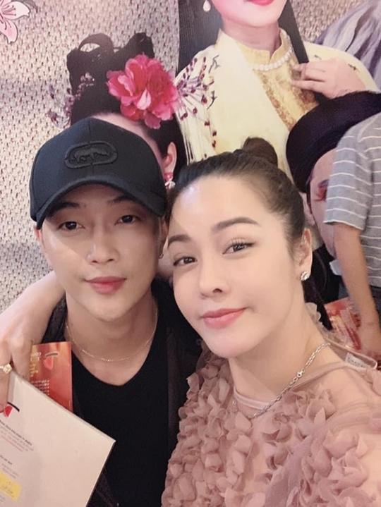 Titi kể chuyện cầu hôn đàn chị Nhật Kim Anh - Ảnh 3.