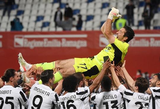 Juventus vô địch Cúp quốc gia Ý 2020-2021 - Ảnh 6.