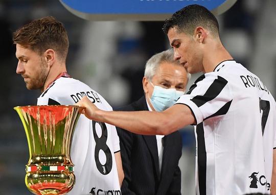 Juventus vô địch Cúp quốc gia Ý 2020-2021 - Ảnh 4.
